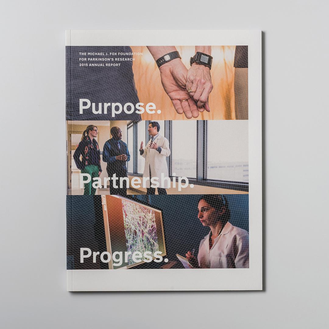 MJFF 2015 Annual Report